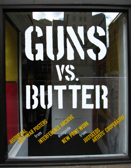 guns and butter